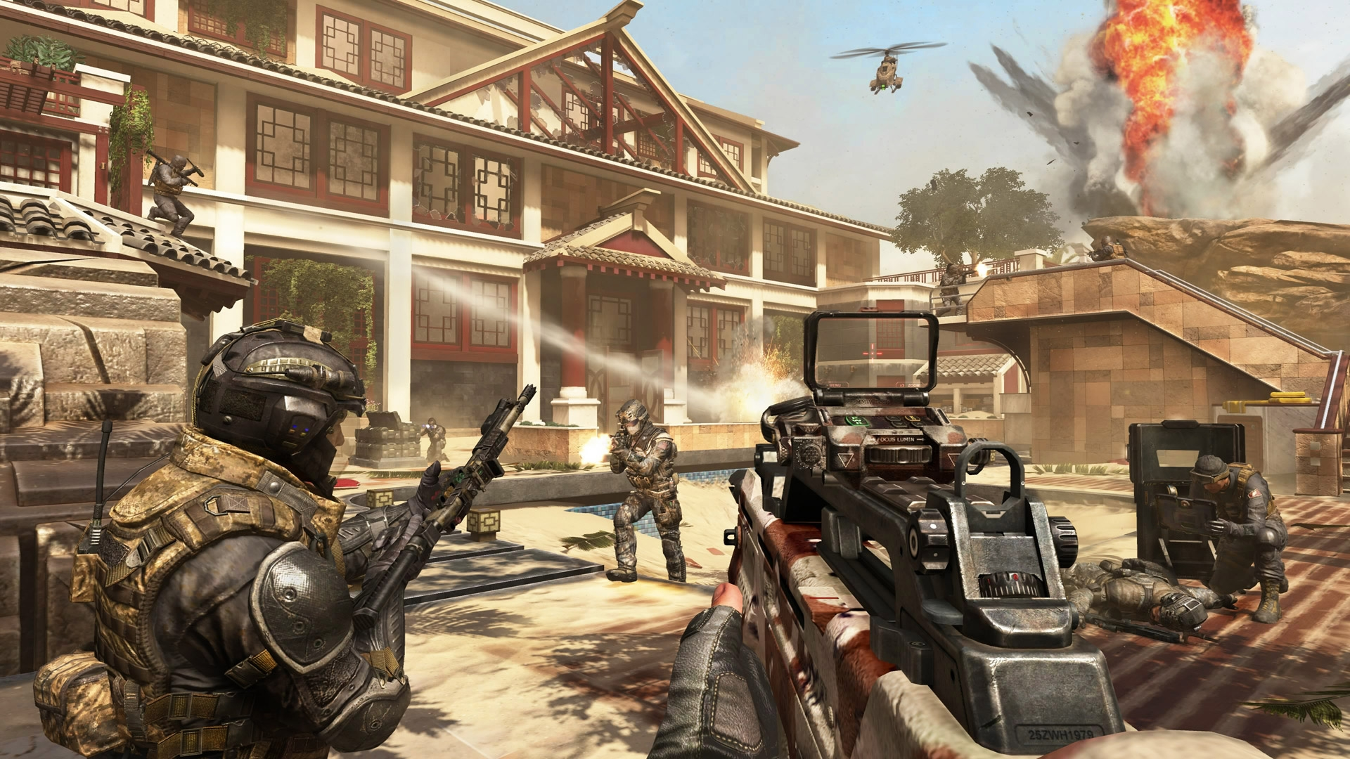 Call of Duty : Black Ops 2 - Revolution